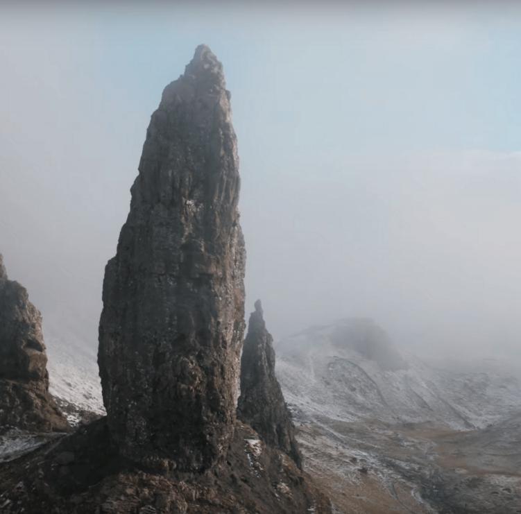 Scotland <br> VLOG miniseries